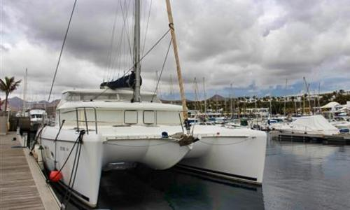 Image of Lagoon 420 for sale in Spain for €240,000 (£207,311) Lanzarote, Spain