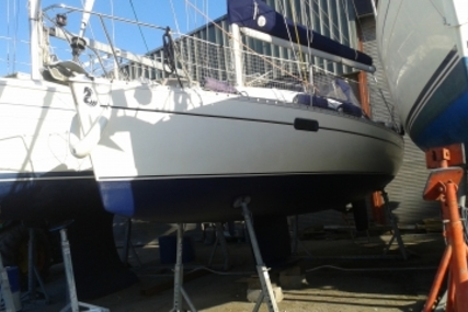 Beneteau Oceanis 281 for sale in France for €27,000 (£23,651)