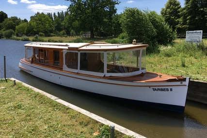 J.W. Brooke and Co saloon launch for sale in United Kingdom for £95,000