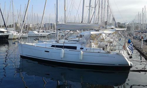 Image of Beneteau Oceanis 37 for sale in Greece for €64,000 (£56,694) Athens, , Greece