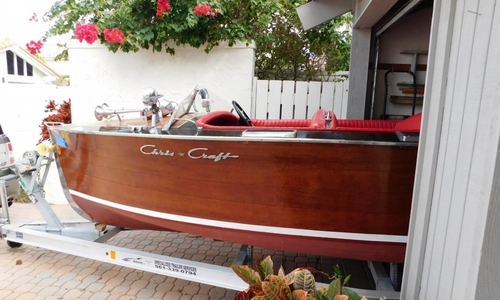 Image of Chris-Craft Runabout Speed boat for sale in United States of America for $25,000 (£18,084) Jupiter, Florida, United States of America