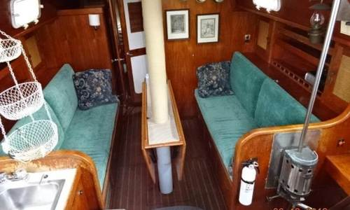 Image of Gulfstar 43 MK II Center Cockpit Ketch for sale in United States of America for $32,900 (£23,555) Deltaville, Virginia, United States of America