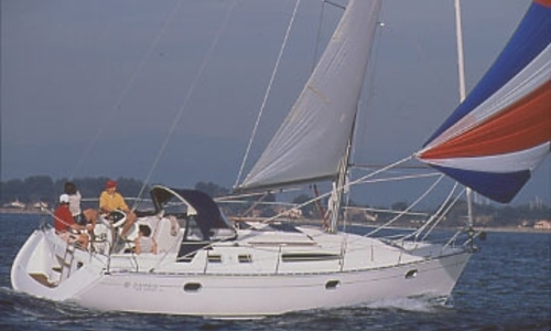 Image of Jeanneau Sun Odyssey 34.2 Shallow Draft for sale in France for €42,000 (£38,000) LES SABLES D'OLONNE, France