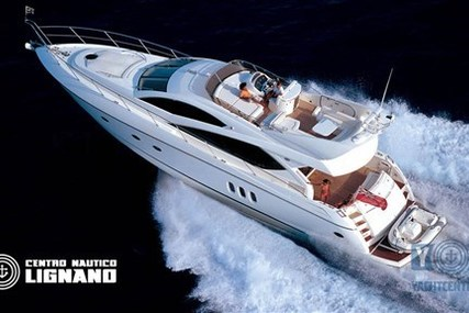 Sunseeker Manhattan 60 for sale in Spain for €630,000 (£551,857)
