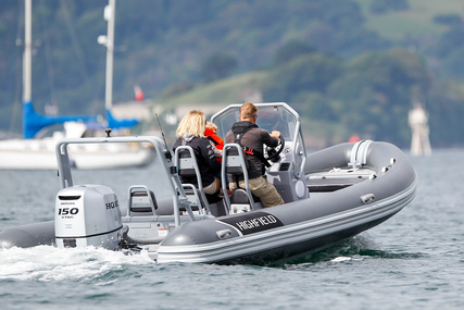 Highfield DL 500 Aluminium RIB - PVC for sale in United Kingdom for £24,995