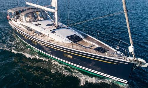 Image of Jeanneau 54 for sale in United States of America for $699,000 (£545,548) Riviera Beach Marina, FL, United States of America