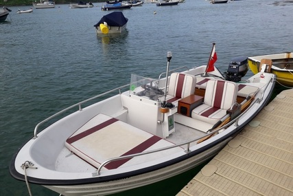 Bonwitco 385 with steering console for sale in United Kingdom for £3,995