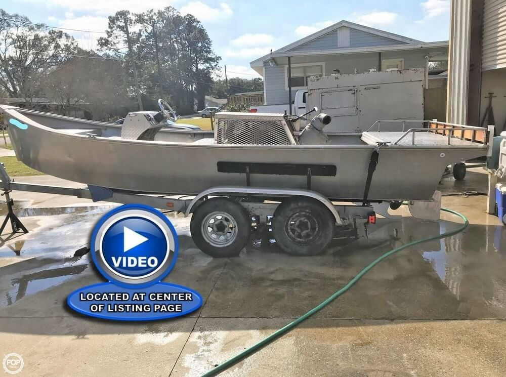 Mud Boats For Sale >> Custom 19 Bay Mud Boat For Sale In United States Of America For