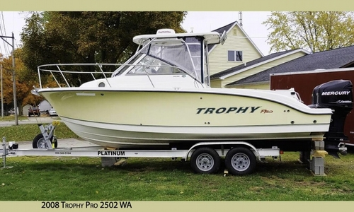 Image of Trophy PRO 2502 WA for sale in United States of America for $52,900 (£41,020) Wauseon, Ohio, United States of America