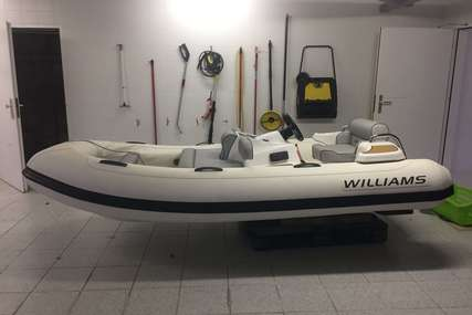 Williams Turbo Jet 325 for sale in Spain for £22,950