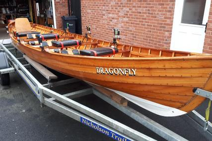 Classic Open water rowing skiff for sale in United Kingdom for £4,750
