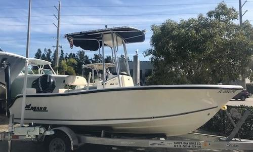 Image of Mako 184 CC for sale in United States of America for $25,900 (£19,600) Southeast , FL, United States of America