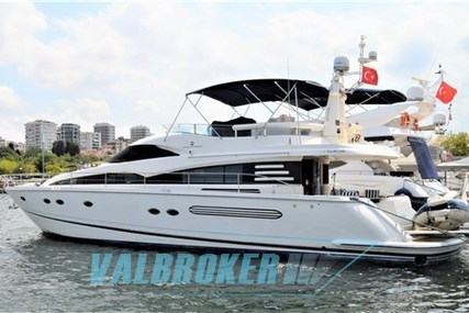 Fairline Squadron 62 for sale in Italy for €295,000 (£259,313)