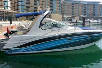 Four Winns Vista 338 for sale in United Arab Emirates for $88,500 (£68,052)