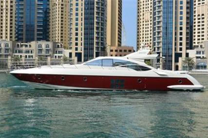 Azimut Yachts 68 S for sale in United Arab Emirates for $649,000 (£510,501)