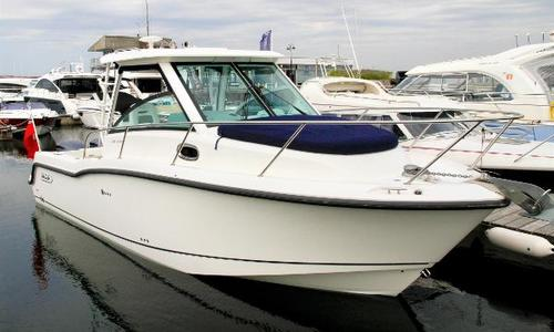 Image of Boston Whaler 285 Conquest for sale in United Kingdom for £135,000 Poole, United Kingdom