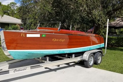 Chris-Craft Model 100 Triple Cockpit Runabout for sale in United States of America for $37,500 (£29,079)
