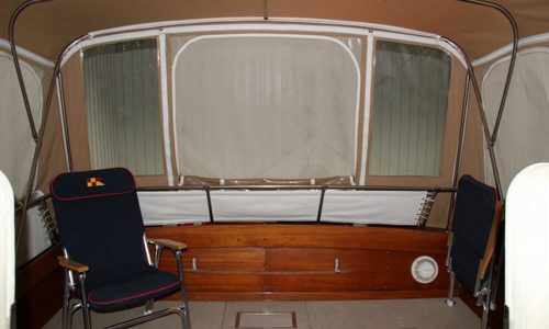 Image of Lyman 30' Express Cruiser for sale in United States of America for $75,000 (£53,860) Lakeside Marblehead, Ohio, United States of America