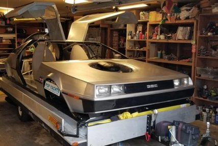 Delorean Hovercraft 14 for sale in United States of America for $40,000 (£31,017)