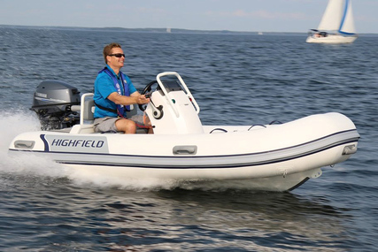 Highfield CL 380 Aluminium RIB for sale in United Kingdom for £7,995