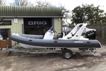 Brig Eagle 650 - ORCA Hypalon Fabric Impression for sale in United Kingdom for £41,969