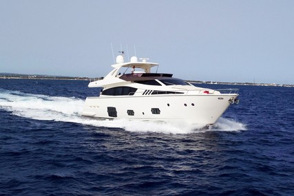 Ferretti F800 for sale in  for 2.590.000 $ (1.972.792 £)
