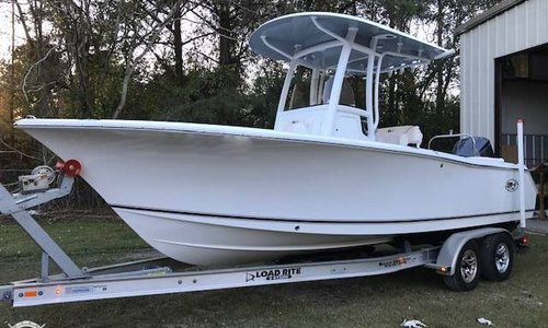 Image of Sea Hunt Ultra 235 SE for sale in United States of America for $68,500 (£53,117) New Bern, North Carolina, United States of America