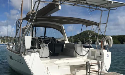 Image of Beneteau Oceanis 41 for sale in Martinique for €119,000 (£104,313) Marin, , Martinique