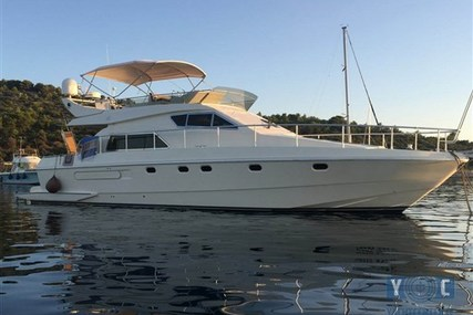 Ferretti 150 for sale in Italy for €199,000 (£174,317)