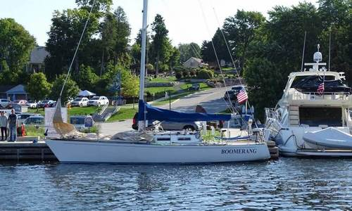 Image of J Boats J 35 for sale in United States of America for $40,000 (£32,041) Green Bay, Wisconsin, United States of America