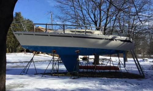 Image of Beneteau First 30 E for sale in United States of America for $9,500 (£7,632) Granby,, Connecticut, United States of America