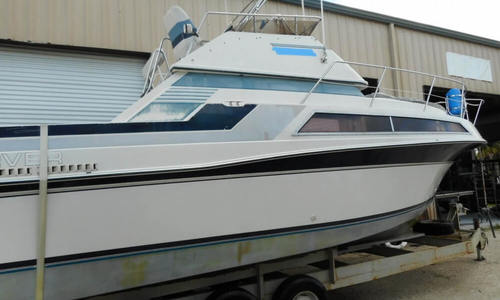 Image of Carver Yachts 270 Santego for sale in United States of America for $10,500 (£7,682) Labelle, Florida, United States of America