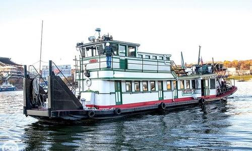 Image of Custom 59 Sternwheeler for sale in United States of America for $122,500 (£95,063) Millvale, Pennsylvania, United States of America