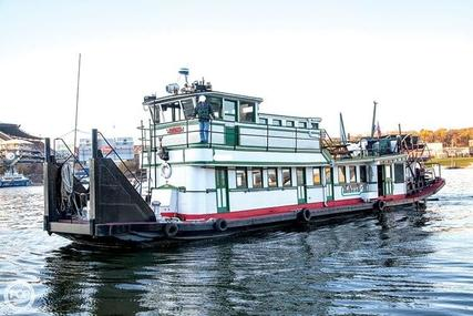 Custom 59 Sternwheeler for sale in United States of America for $145,000 (£112,437)