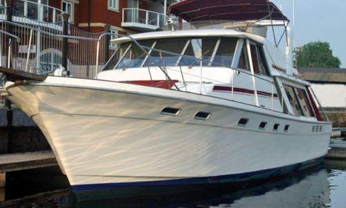 Image of Bayliner 4588 for sale in United Kingdom for £89,950 Ipswich, United Kingdom
