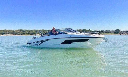 Image of Finnmaster Day cruiser T8 for sale in United Kingdom for £131,936 United Kingdom