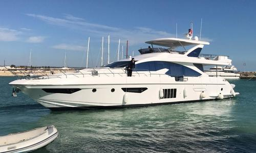 Image of Azimut Yachts 80 for sale in Italy for €3,300,000 (£2,822,853) Italy