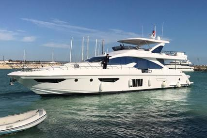 Azimut Yachts 80 for sale in Italy for €3,300,000 (£2,943,118)