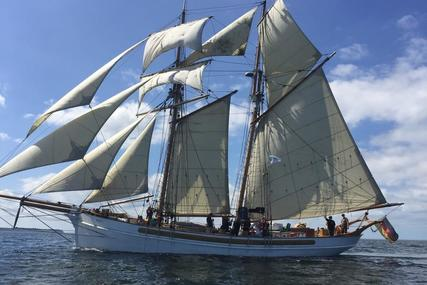 Traditional Gaff Topsail Schooner for sale in Germany for €260,000 (£221,622)