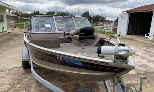 Image of G3 Angler V172F for sale in United States of America for $16,450 (£12,484) Ramona, California, United States of America