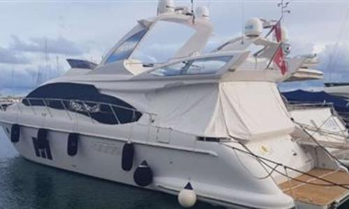 Image of Azimut Yachts 60 for sale in France for €1,150,000 (£1,050,238) Cannes, France