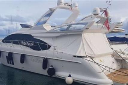 Azimut Yachts 60 for sale in France for €1,150,000 (£1,013,725)