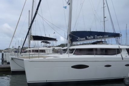 Fountaine Pajot Salina 48 for sale in Saint Lucia for €330,000 (£296,648)