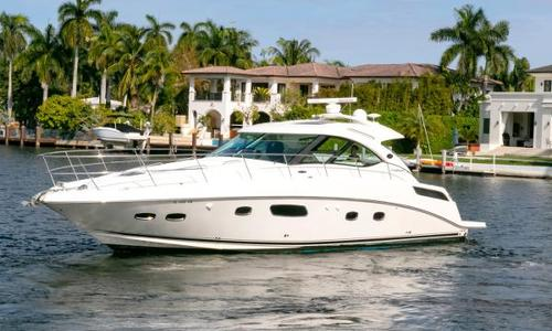 Image of Sea Ray 470 Sundancer for sale in United States of America for $549,777 (£423,036) Golden Beach, FL, United States of America