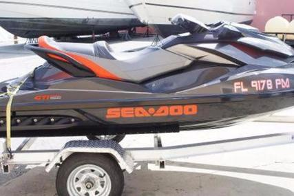Sea-doo GTI Limited 155 for sale in United States of America for $11,000 (£8,682)