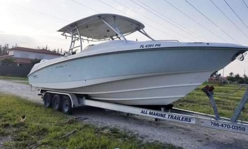 Image of Boston Whaler 320 Outrage for sale in United States of America for $91,000 (£69,974) Hialeah, FL, United States of America