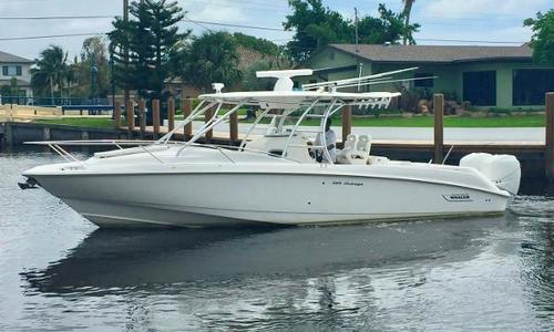 Image of Boston Whaler 320 Outrage for sale in United States of America for $99,900 (£76,954) Lighthouse Point, FL, United States of America