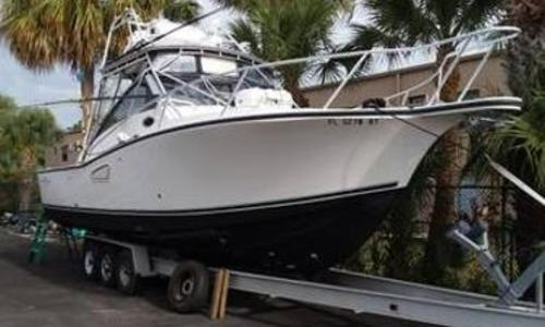 Image of Albemarle 320 Express Fisherman for sale in United States of America for $79,900 (£61,548) Stuart, FL, United States of America
