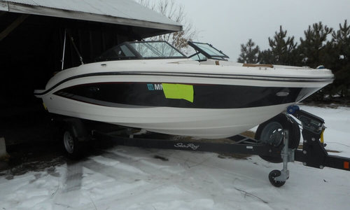 Image of Sea Ray 19 SPX for sale in United States of America for $36,300 (£29,407) Maple Plain, Minnesota, United States of America