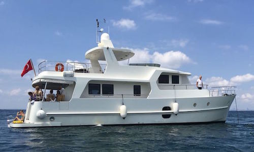 Image of CMB Yachts Trawler for sale in Turkey for €299,000 (£274,340) Turkey